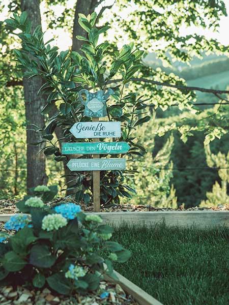 Das Pauls´s – Garten & Loungeecke