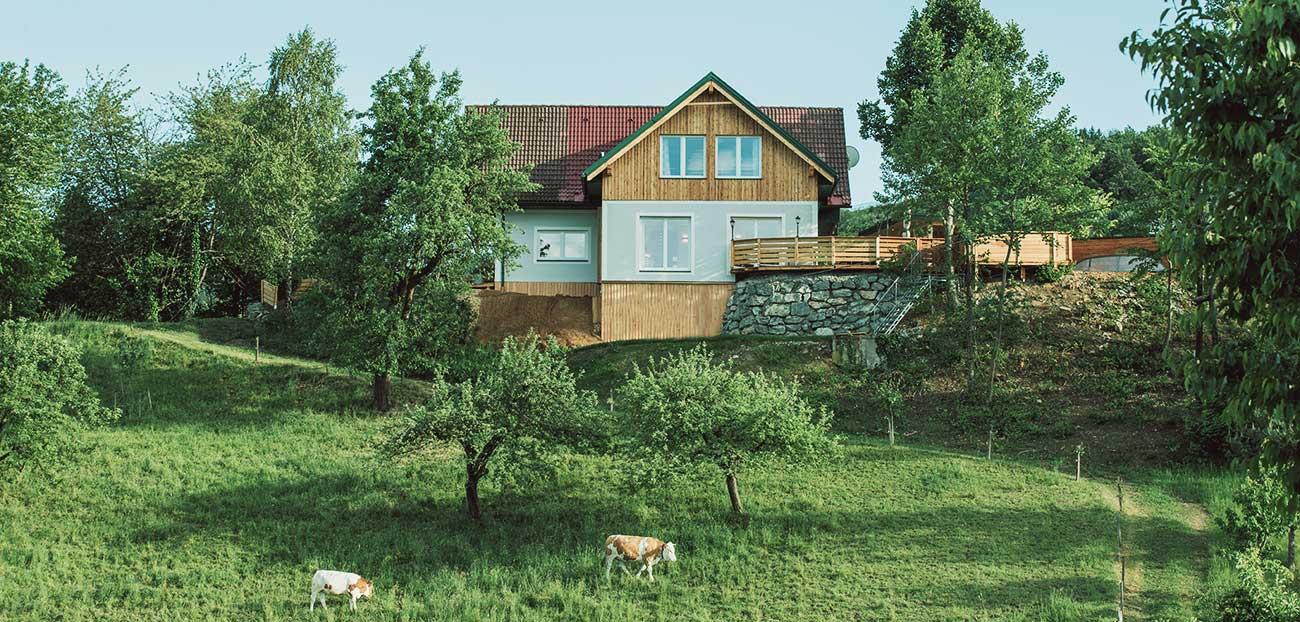 """Ferien – Landhaus """"Das Paul´s"""" in Pößnitz"""
