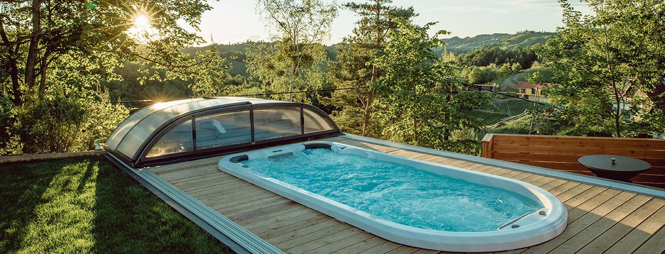 Urlaub in der Südsteiermark mit Wellness & Pool